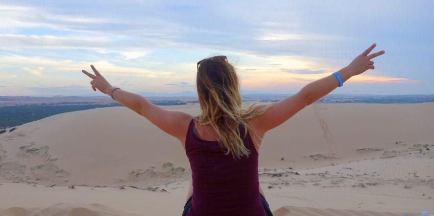 Un désert au Vietnam, welcome to Mui Né !