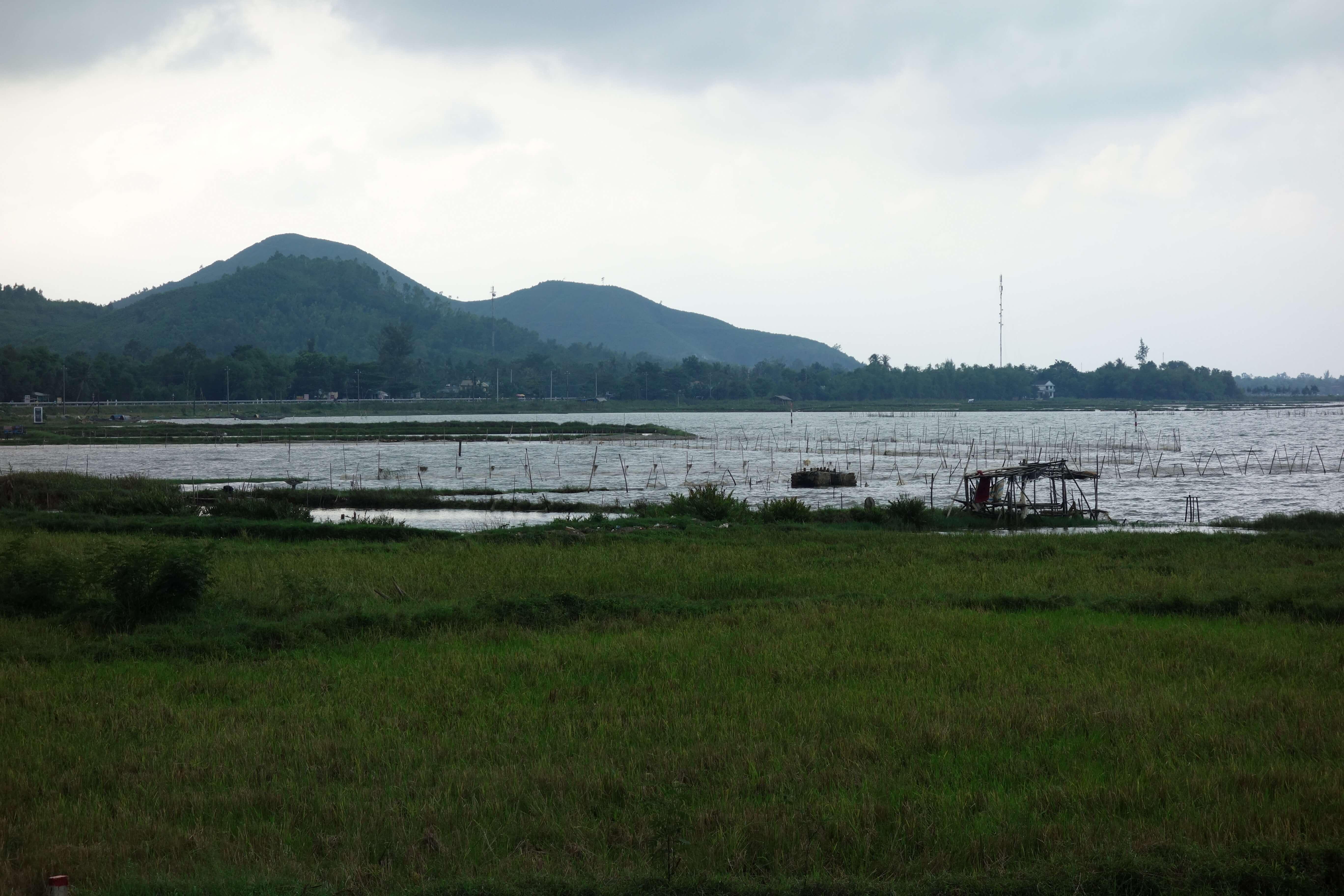 Dam Cai Hau