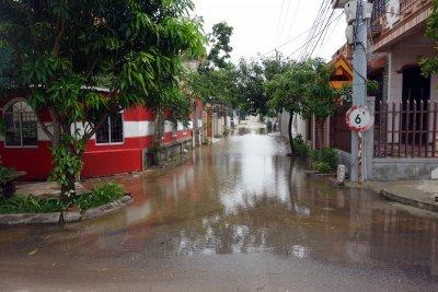 Dong Hoi flood
