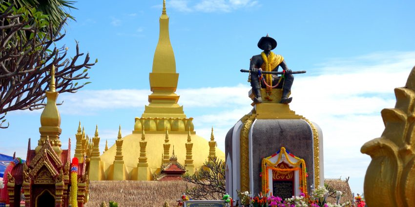 Top 5 : Vientiane en photos !