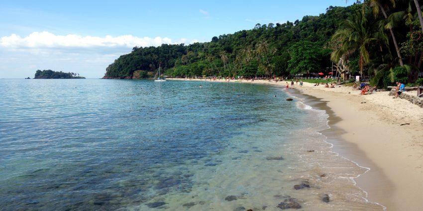 Koh Chang, une île paradisiaque pour finir l'année !