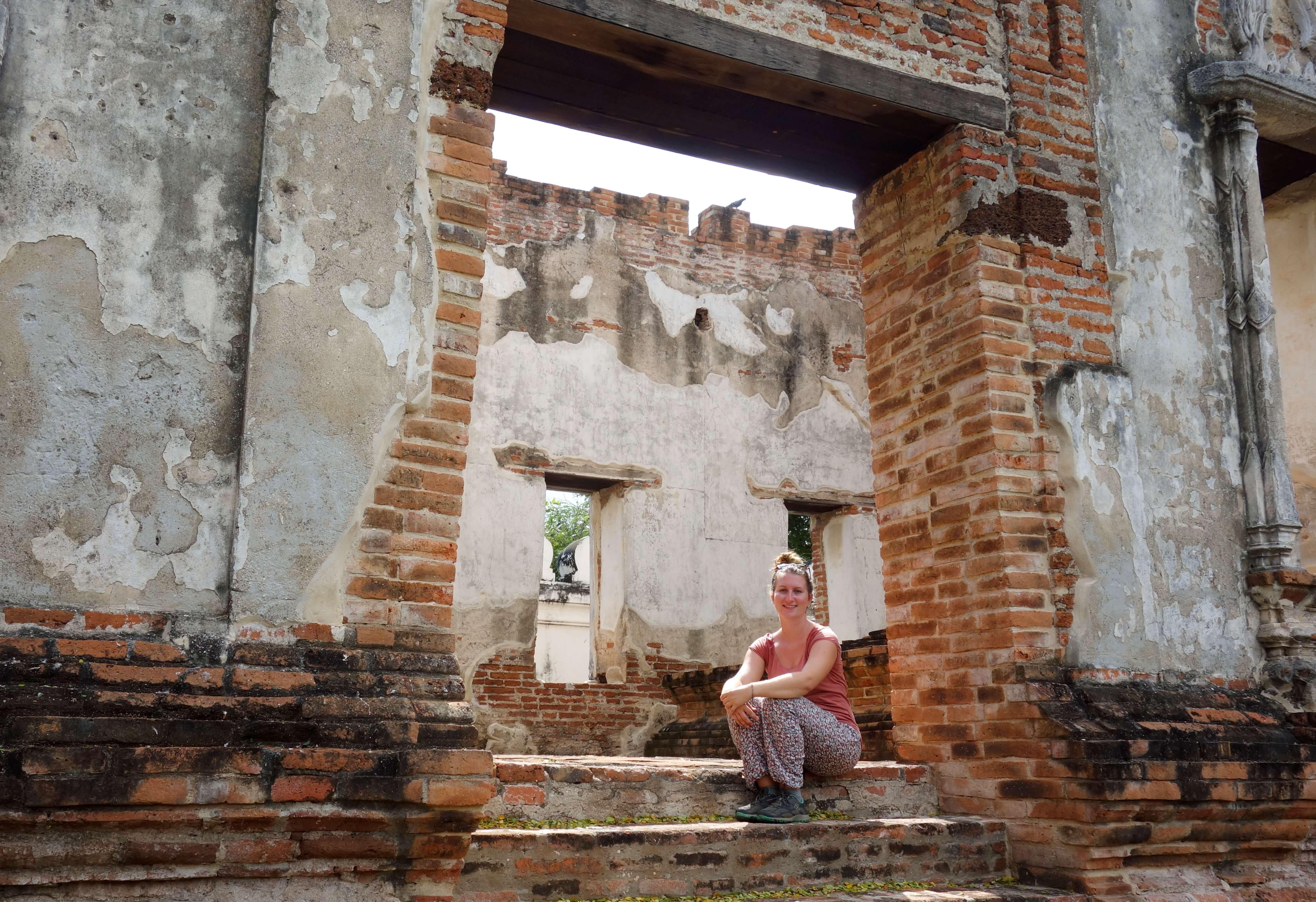 Lopburi temple