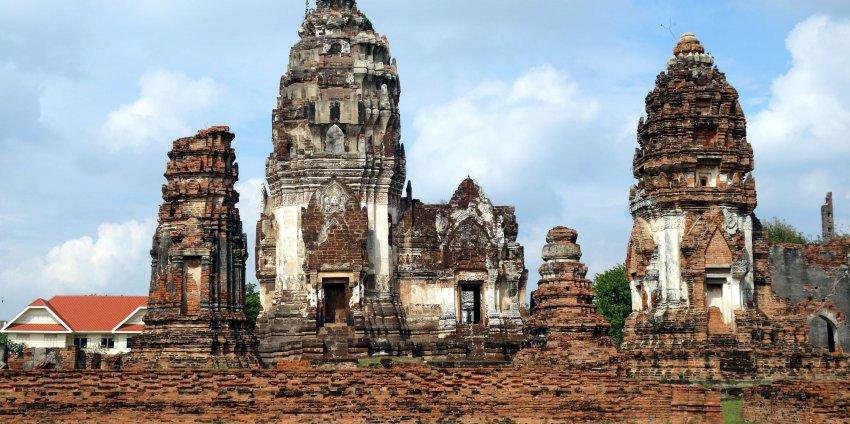 Ayutthaya et Lopburi, des temples et … des singes !