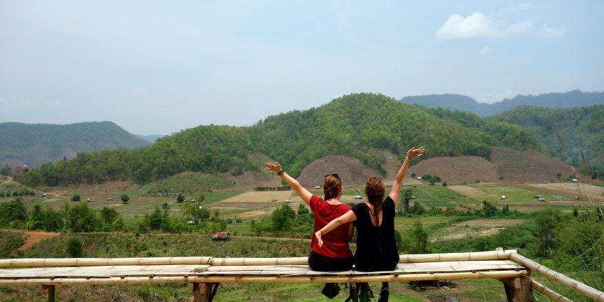 Road trip dans le nord ouest de la Thailande (Pai, Mae Hong Son, Mae Sariang)