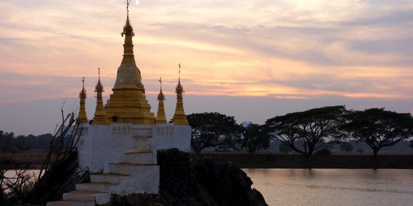 Découverte de la Birmanie, on commence par Hpa-An !