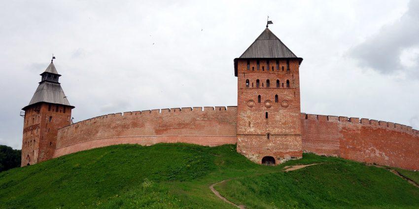 Novgorod Veliky, plus ancienne ville de Russie !