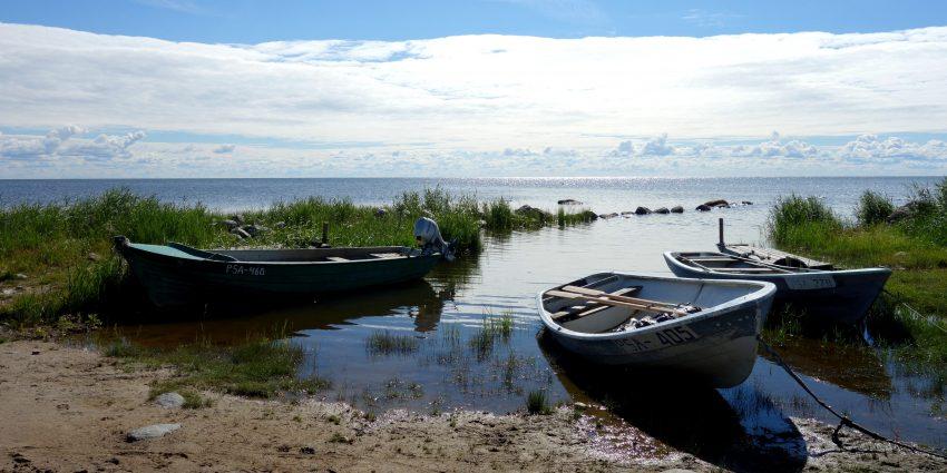 Parnü, balade à Kihnu Island et stop jusqu'en Lettonie !