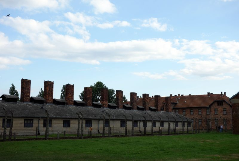 auschwitz cracovie pologne camps de concentration mémoire birkenau