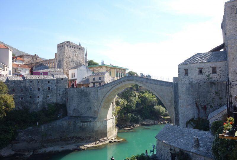bosnie herzégovine mostar pont stari most