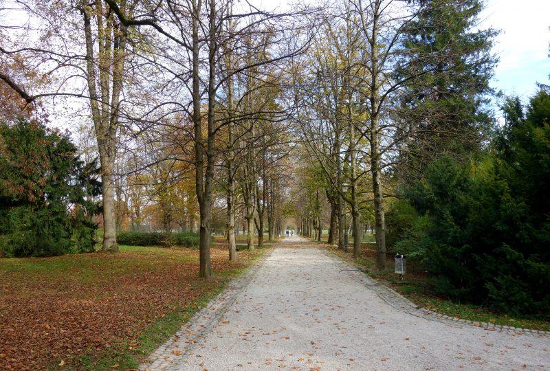 parc tivoli ljubljana slovenie