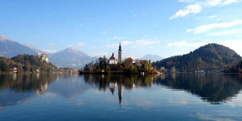 Éblouie en Slovénie !