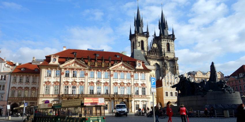 République Tchèque, de Brno à Prague !