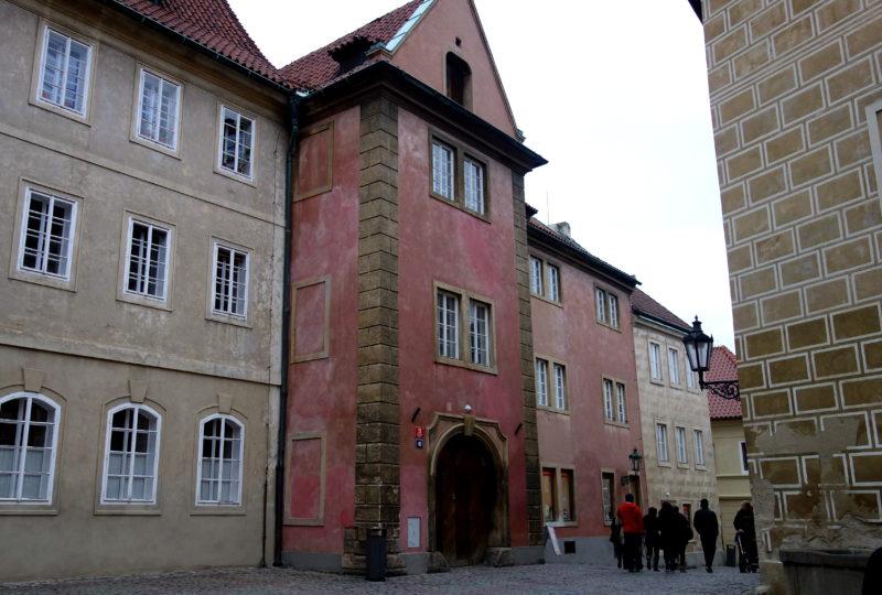 prague chateau république tchèque
