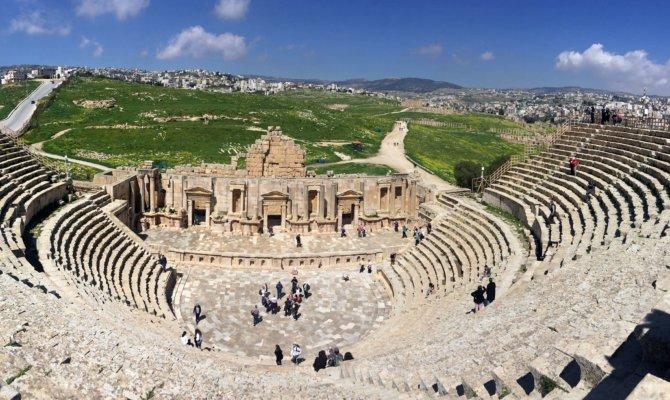 Amman et Jerash, premier aperçu de la Jordanie