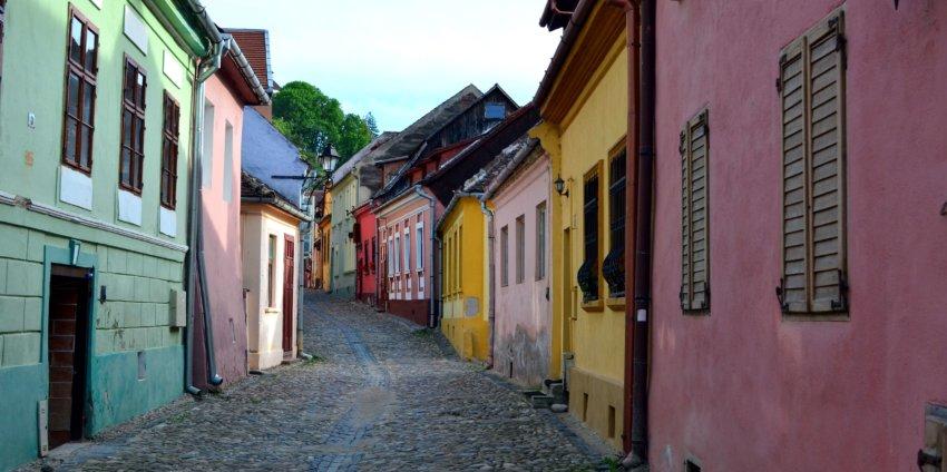 Voyage en Roumanie, la Transylvanie en stop! (1)