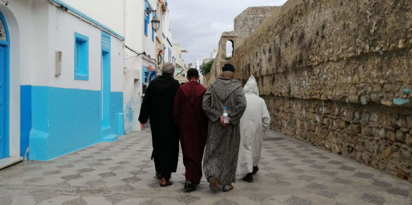 Le nord du Maroc : Tanger et Assilah