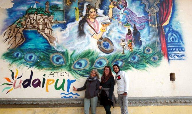 Udaipur, la belle ville blanche