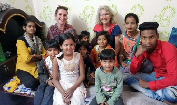 D'incroyables rencontres à Jaipur