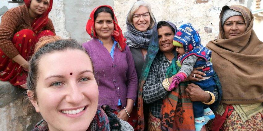 Rencontres extra-ordinaires : 24h dans une famille Indienne