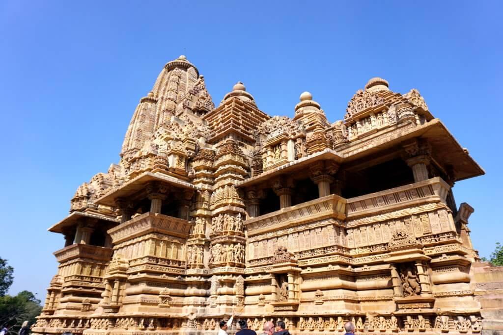 khajuraho temples ouest unesco visite blog mere fille voyage inde