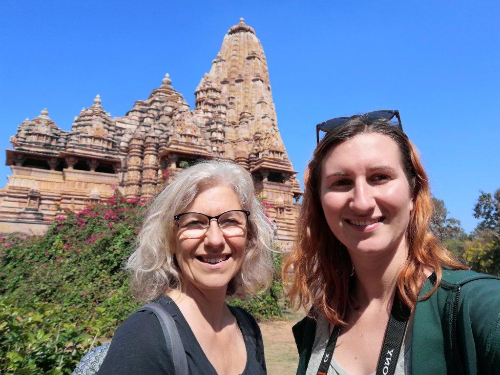 Khajuraho Temples Erotiques Classes A L Unesco Tranel Blog
