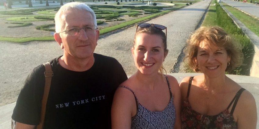 Weekend en Famille à Vienne