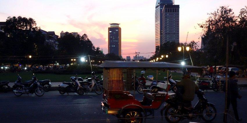 Phnom Penh, le choc !