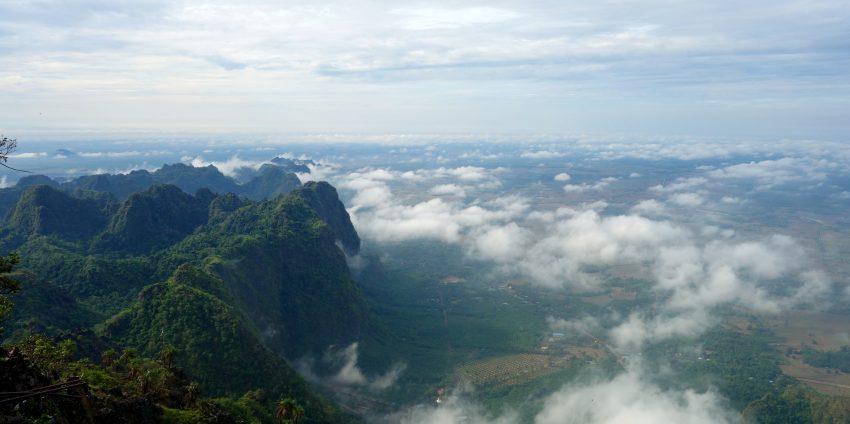 Hpa-An, la suite : Mont Zwegabin, petit village, toujours au top !