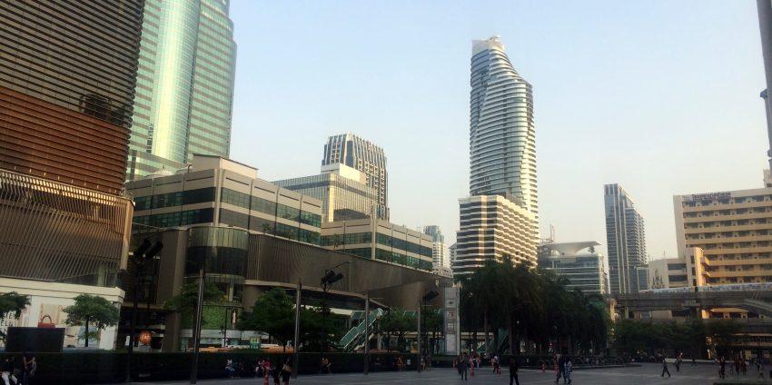 Retour à Bangkok, c'est déjà mieux !