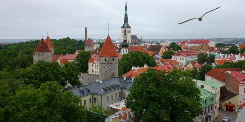 Estonie : de Tartu à Tallin !