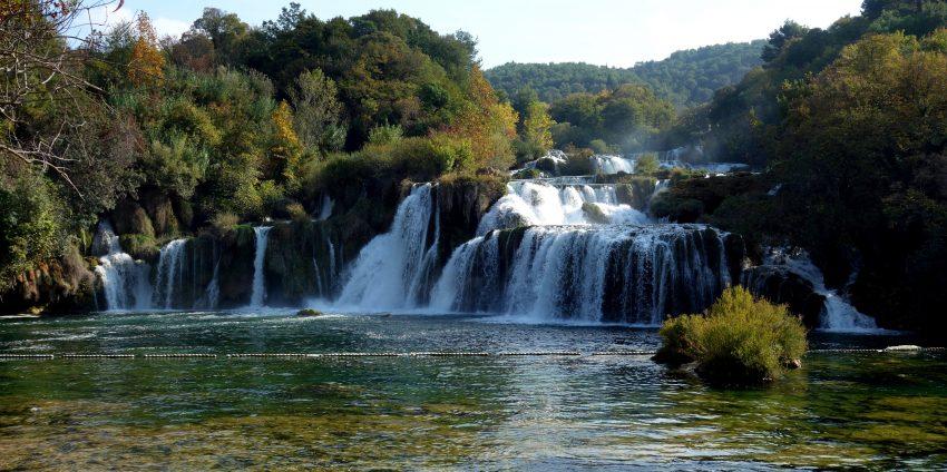 Les sublimes parcs de Krka et Plitvice en Croatie ! Et escales à Sibenik, Zadar et Zagreb !