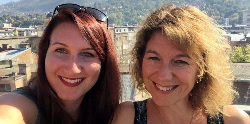 Retrouvailles avec Maman et découverte de la Bosnie Herzégovine : Sarajevo et Mostar !