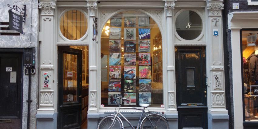 Pays Bas : Balade et retrouvailles, d'Amsterdam à Rotterdam !