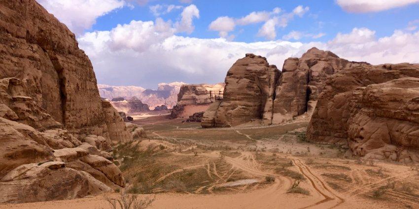 Jordanie : le désert de Wadi Rum et la Mer Morte