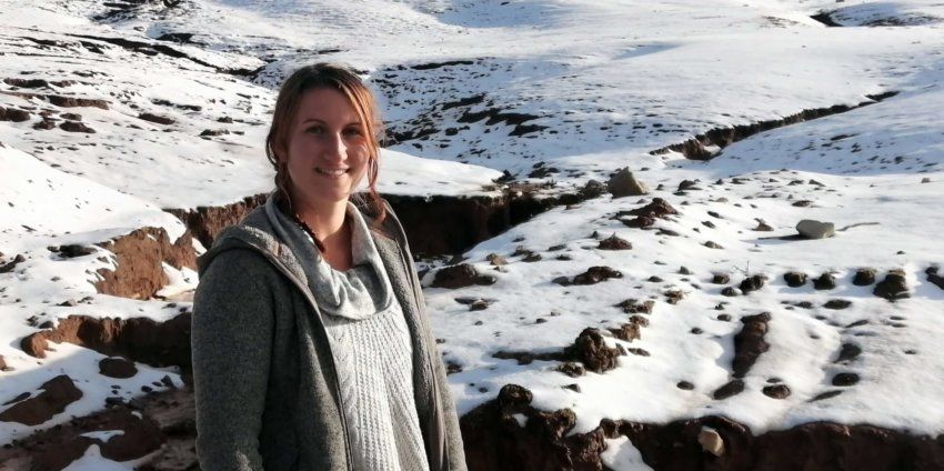 Camping dans la neige à Beni Mellal et cascades d'Ouzoud