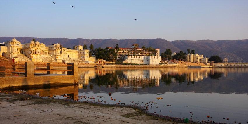 Pushkar : pause agréable au bord du lac