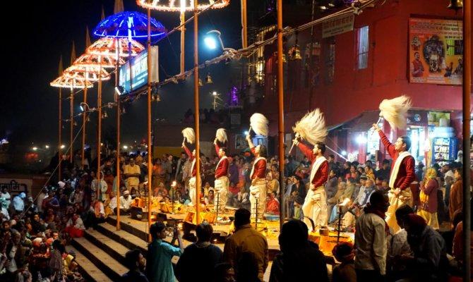 Varanasi, au coeur de la spiritualité hindou
